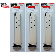 ProMag BRA04N MAGAZINE 3-PACK Bersa 383A 95 Thunder 380 .380 10 Rounds