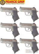 Pearce Grip PG-MK9 Kahr MK9/K9/39/K40 Colt Pocket 9 Grip Ext x 6