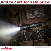 Surefire TACTICIAN FLASHLIGHT 5/800 Lumens MAXVISION LED E2T-MV - Add to cart for sale price!
