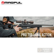 MAGPUL Pro 700L Remington 700 LA Stock Chassis FOLDING MAG1002-BLK