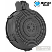 Century Arms AK-47 7.62x39mm 75 Round DRUM MAGAZINE MAAK78A