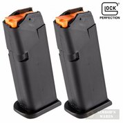 GLOCK G19 GEN 5 9mm 10 Round MAGAZINE 2-PACK 47289