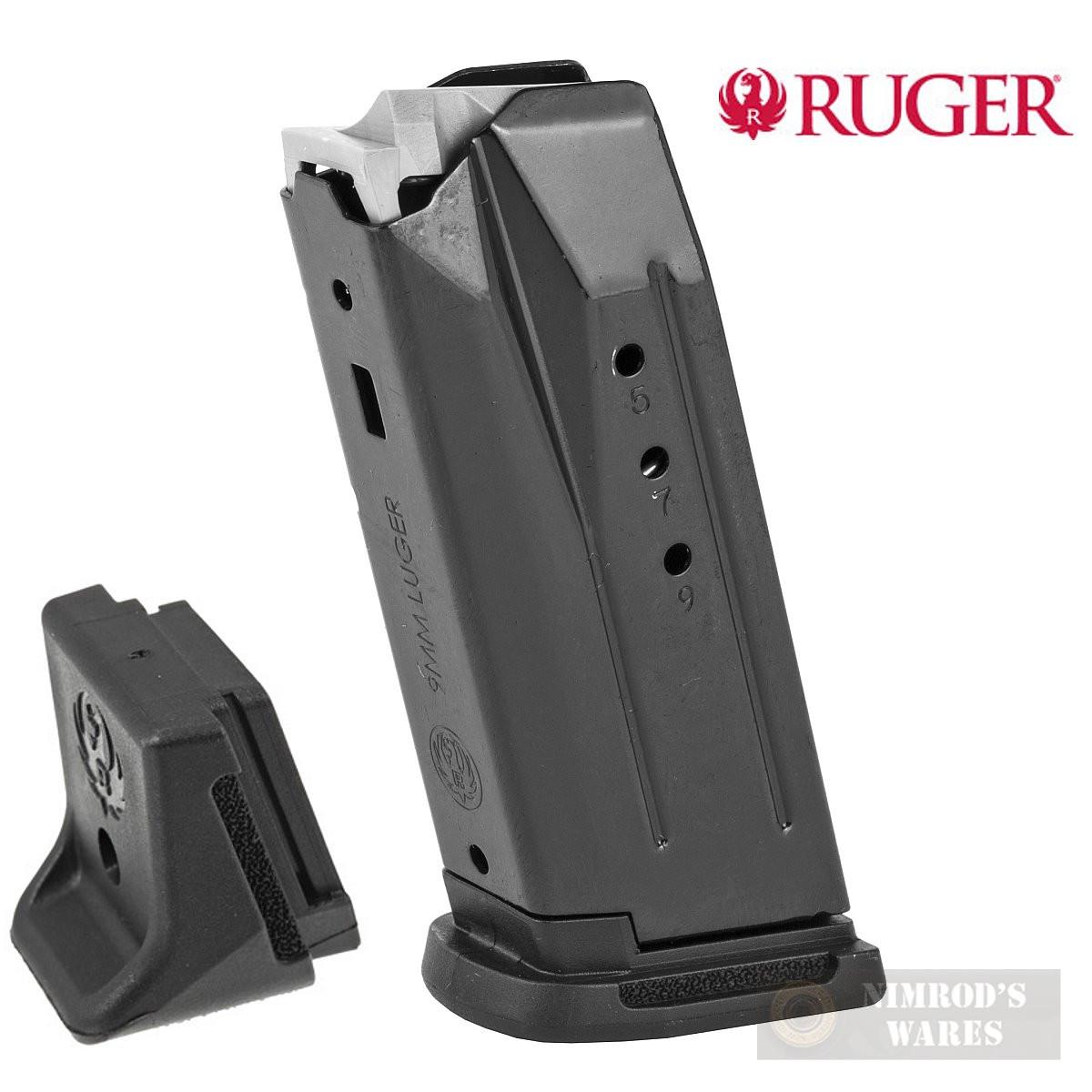 Ruger Sr9 Magazine Base Plate