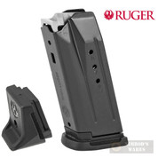 RUGER Security-9 Compact / PC Rifle 9mm 10 Round MAGAZINE + Extension 90667