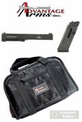 "Advantage Arms GLOCK 20 21 20SF 21SF CONVERSION KIT .22LR 4.6"" Barrel + RANGE BAG AACLE20-21"