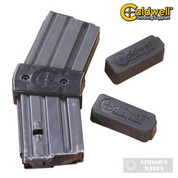 CALDWELL 10 Round AR-15 .223 / 5.56 Magazine COUPLER 2-pk + 2 Covers 390504