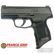 "Pearce Grip SIG SAUER P365 GRIP EXTENSION 5/8"" PG-365"