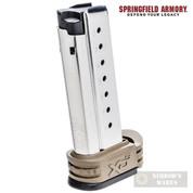 Springfield XD-S 9mm 8 Round MAGAZINE w/ X-Tension (BULK) XDS0908DE