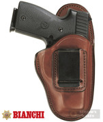 BIANCHI Professional IWB Leather Holster Glock H&K Kahr Ruger ++ 25308