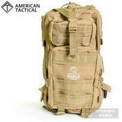 ATI Rukx Gear BACKPACK 1-Day Tactical Survival ATICT1DT