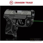 Crimson Trace RUGER LCP II GREEN LaserGuard SIGHT LG-497G