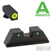 AmeriGLO GLOCK 20-41 TROOPER Night Sights SET GL-820