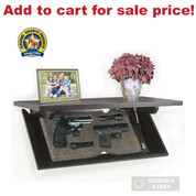 "PS Concealment SHELF 24"" Magnetic Dark Espresso CCC24E - Add to cart for sale price!"