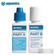 AQUAMIRA Water Treatment DROPS 2 oz GERMICIDE SURVIVAL 60 gal. 67203