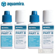 AQUAMIRA Water Treatment DROPS 2 oz GERMICIDE SURVIVAL 60 gal. 67203 2-PACK