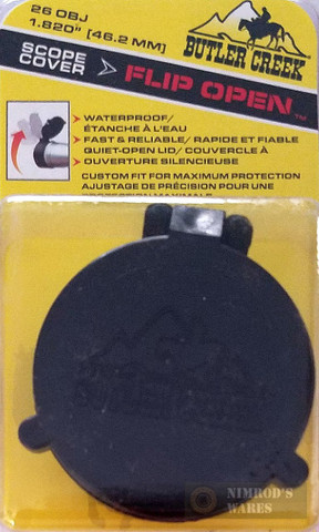 """Butler 26 Objective 1.82""""/46.2mm Rifle/Spotting Scope Cover 30260"""