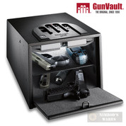 "GunVault MULTIVAULT BioMetric SAFE 10""x8""x14"" GVB2000"