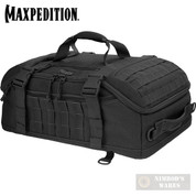 Maxpedition FLIEGERDUFFEL ADVENTURE BAG 3L Reservoir 0613B BLK
