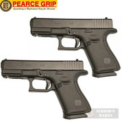 Pearce Grip GLOCK 17 19 34 GEN 5 BASEPLATE ENHANCED 2-PACK PG-G5BP