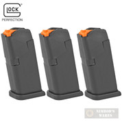 GLOCK 26 G26 GEN 5 9mm 10 Round MAGAZINE 3-PACK 33377