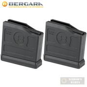 Bergara B14 AICS .308Win 6.5 Creedmoor 5 Round MAGAZINE 2-PACK BA0002