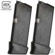 GLOCK 26 G26 9mm 12 Round MAGAZINE Assembly 2-PACK 10+2 06781