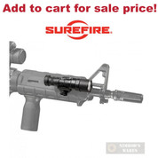 SUREFIRE M300c Mini Scout WEAPON LIGHT 500 Lumens BLACK M300C-Z68-BK - Add to cart for sale price!