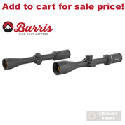 BURRIS Fullfield E1 Fullfield II Rifle SCOPES 4.5-14x42mm 3-9x40mm 200345-PKG - Add to cart for sale price!