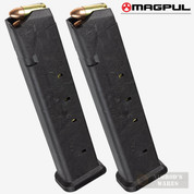 Magpul PMAG 27 GL9 GLOCK 9mm 27 Round MAGAZINE 2-PACK MAG662-BLK