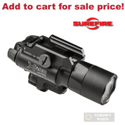 SureFire X400 Ultra WEAPONLIGHT + GREEN LASER 1000 Lumens X400U-A-GN - Add to cart for sale price!