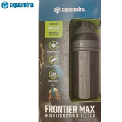 AquaMira FRONTIER MAX Water FILTER 120 GAL + Bacteria Filter 1000 GAL 67016
