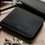 "Magpul DAKA BIFOLD WALLET Tough Thin 4.125""x3.05"" BLK MAG906-001"