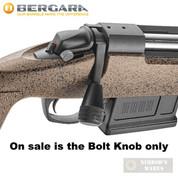 Bergara B14 Rifle Tactical Bolt KNOB Knurled BPF-BA0001