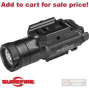 SureFire XH35 WEAPONLIGHT Ultra-High Output 300/1000 Lumens - Add to cart for sale price!