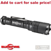 SureFire Defender Ultra FLASHLIGHT 5/1000 Lumens Dual-Output E2DLU-A - Add to cart for sale price!