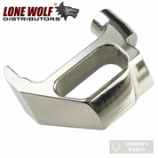 Lone Wolf AlphaWolf GLOCK 43 LCI EXTRACTOR Stainless AW-33376-SS