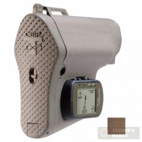 TROY Mil-Spec Stock w/ Garmin ForeTrex GPS FDE SBUT-GPS-00FT-00