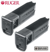 Ruger SR9 9E PC 9mm 10 Round MAGAZINE 2-PACK 90325