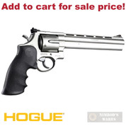 Hogue TAURUS REVOLVER GRIP Med / Large Frame Rubber Black 66000 - Add to cart for sale price!