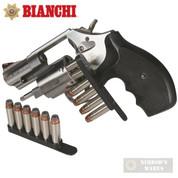 BIANCHI .38 .357 Revolver 2 x SPEED STRIPS 6 Rounds 20056