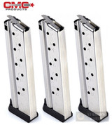 Chip McCormick 1911 9mm 10 Round MAGAZINE 3-PACK Range PRO M-RP-9FS10