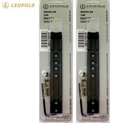 LEUPOLD Rifleman MARLIN 336 Scope Base MOUNT 2-PACK Matte 55910 Factory