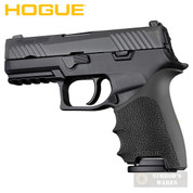Hogue SIG SAUER P320C Compact .9mm .40SW GRIP SLEEVE Beavertail 17610