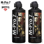 M-Pro7 Gun COPPER REMOVER 2 x 4 oz Bottles Non-Hazardous Non-Flammable 070-1151