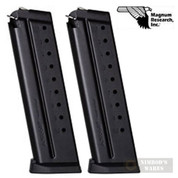 Magnum Research 1911 Desert Eagle G/C 9mm 9 Rd MAGAZINE 2-PACK MAG1911-99