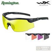 Remington Wiley X Shooting GLASSES Ballistic 5 LENSES Adult RE105