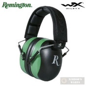 Remington Wiley X EAR MUFFS NRR 34 Shooting Safety RH100