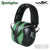 Remington Wiley X EAR MUFFS NRR 34 Shooting Safety RH100