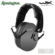 Remington Wiley X EAR MUFFS Youth's NRR 27 Shooting Safety RH300