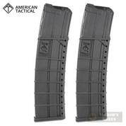 American Tactical Omni Hybrid AR SHOTGUN .410 GA 15 Round MAGAZINE 2-PACK ATIM410GA15